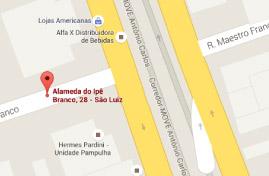 Alameda Ipê Branco, 28 São Luiz - Belo Horizonte - CAPE